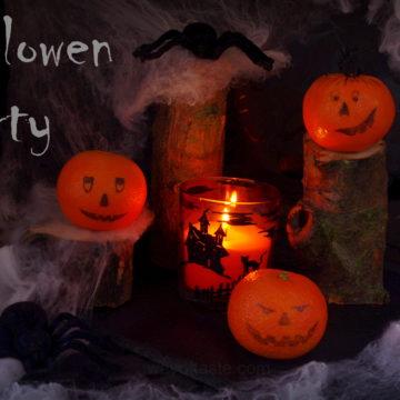 Halloween z dziećmi