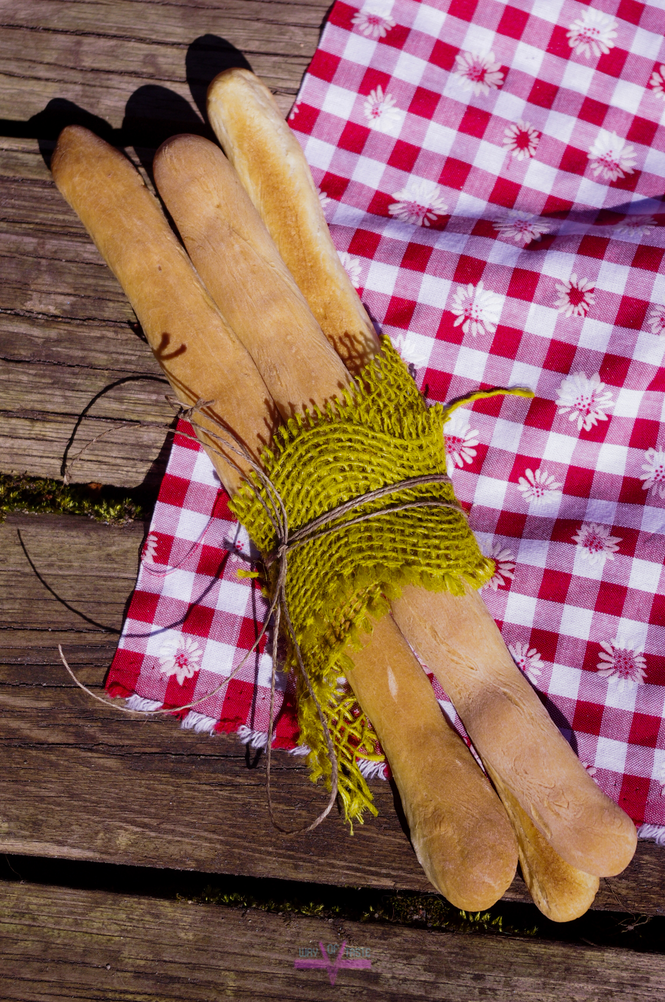 Grissini – włoska przekąska idealna do pracy lub na piknik
