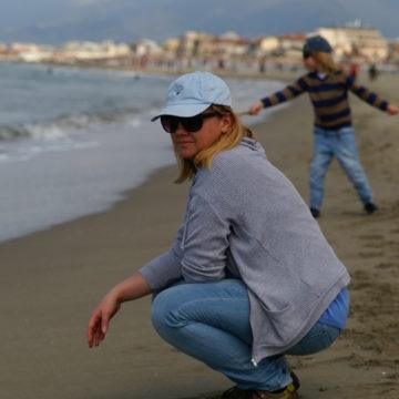 Włochy z upiorami, czyli podróż z dzieckiem