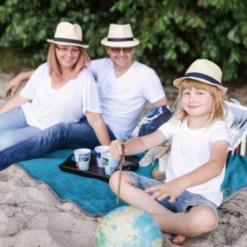 Kiedy dwójka stała się trójką – rodzinne podróżowanie