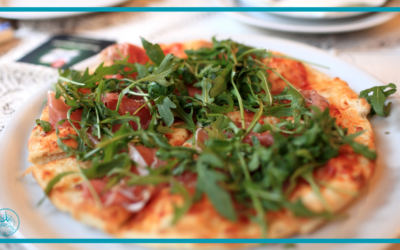 Pizza na cienkim cieście i teoria zdrowego fast foodu